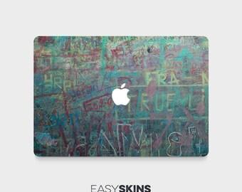 Grunge - MacBook Pro Skin | MacBook Air Sticker | Laptop Skin | MacBook Decal | Laptop Sticker | Easy Skins