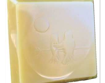 100% Pure Beeswax Block 1 oz.