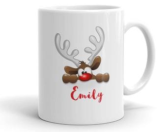 Christmas Mug Funny Coffee Mugs Penguin Pun Holiday Gift For