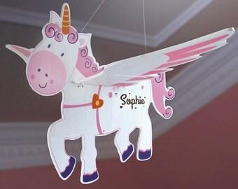 Flying Unicorn - 00146
