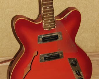 Jolana Rubin vintage  electric guitar