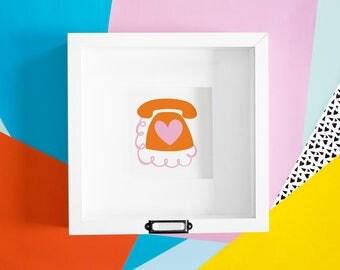 Love Operator Print