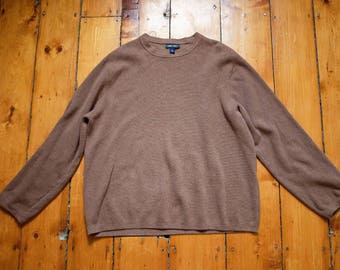 L Brown LS Shirt