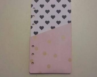 Cardboard Pocket door stickers
