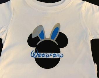 Easter Disney Shirt ~ Boy's Easter Shirt ~ Boy's Disney Easter Shirt