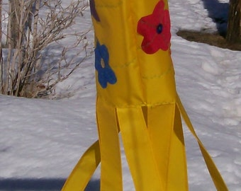Spring- Summer wind socks made to order. New Designs!