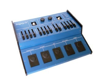 Guitar Synthesizer LIDER-2 Analog Vintage Soviet - produced by Formanta factory in 80s - the one which made a legendary POLIVOKS