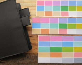 NEW! 168 Hobonichi Original Stickers for Monthly, Weekly, and Daily View!