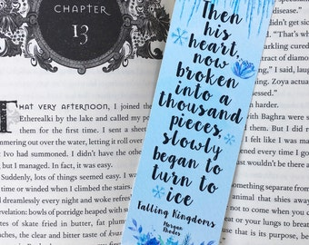 Then his heart Bookmark