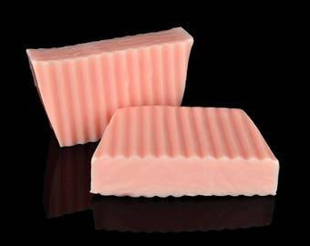 Handmade 1.2 kg Loaf of Sweet Orange Pure Essentials Soap, Handmade Soap, Citrus Soap, Homemade Soap, Glycerine Soap, Moisturising Soap