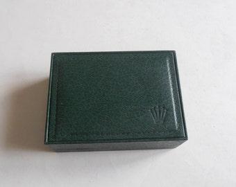 vintage montres Rolex s.a. Geneve Suisse 68.00.2 green box