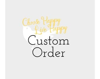 Custom Truly, Madly, Deeply