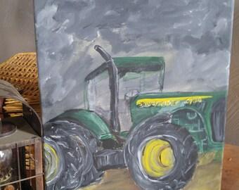 Green Tractor (John Deere)