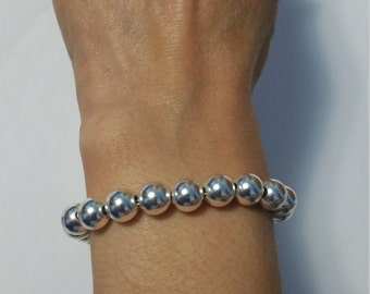 Sterling silver bracelate