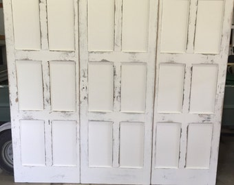 Antique Door Headboard