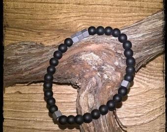 Man Man Bracelet Onyx