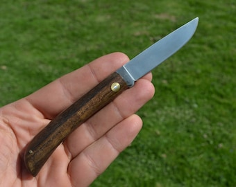 "Classic ""Maniaghese"" Knife, Made in Italy by Antonini"