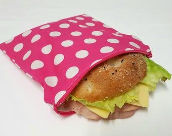LARGE Reusable Sandwich Bag