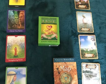 Twin Flame Intuitive Reading