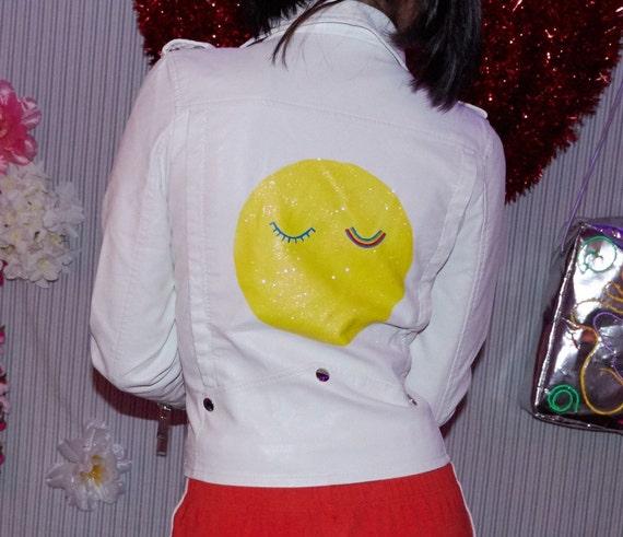 Glitter blink jacket