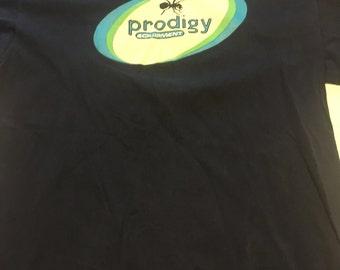 Vintage 90s Prodigy Band Electronic Music T Shirt