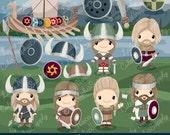 Vikings clipart, Viking clipart, vikings, viking, history clipart, history, viking helm LN0150