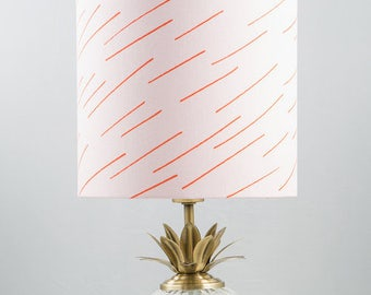 Brand Lampshade in Pink Small