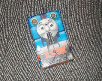 Thomas The Train Wall Plate Lightswitch Cover Outlet Cover Nursery Switch Plates Nursery Decoration Thomas the Train Nursery Wall Plates