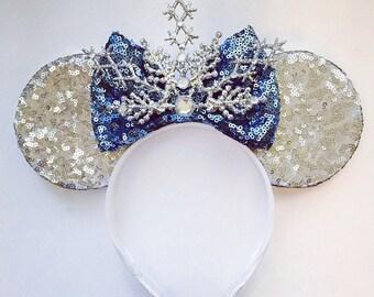 Frozen *Queen Else Deluxe Mickey Ears