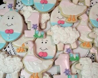 Mother Goose Cookies