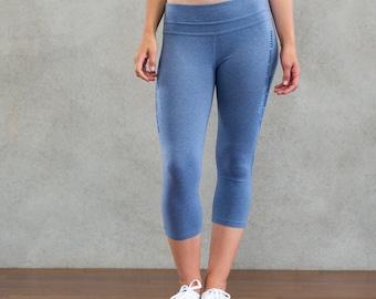 Organic cotton pants, YOGA pants, Organic clothing, Workout pants, Stretch fabric, Exercise apparel, Active wear, Repsetgo, Yoga wear,