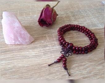 Tibetan sandalwood MALA beads