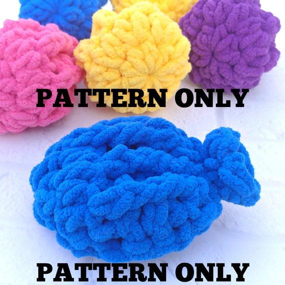 Reusable Water Balloon Pattern Crochet Water Balloon ...