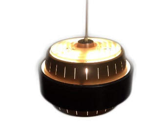 Stunning danish mid-century ceiling light by Fog & Mørup