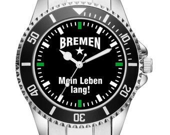 Bremen - my life - KIESENBERG® watch 2281