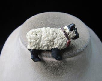 Vintage Sheep Pin