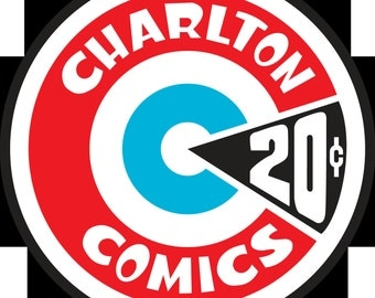 RARE Charlton Comics - 2200 Comics on DVD-ROM