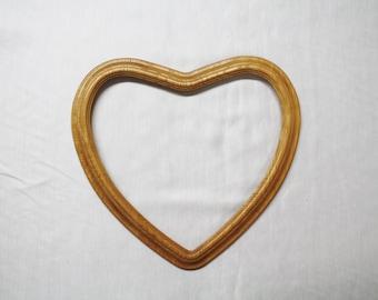 17x17 heart frame with acrylic dome