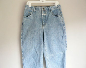 High Waist Jeans Women 13/14 by Girbaud
