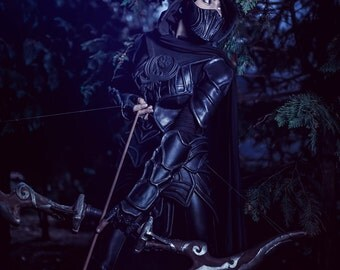 Nightingale Skyrim female cosplay Size M-S