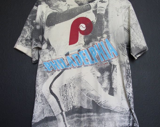 Philadelphia Phillies MLB 1990's vintage Shirt