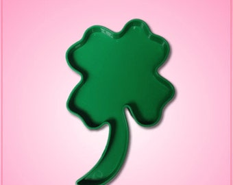 Green Clover Cookie Cutter