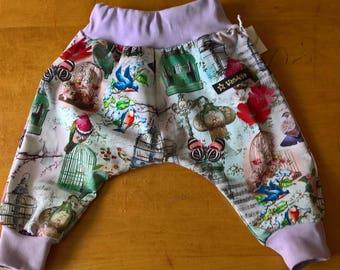 Baby pants tricot VanAnja
