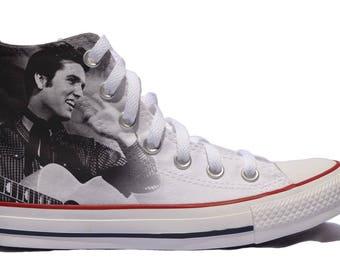 Elvis Custom Shoes