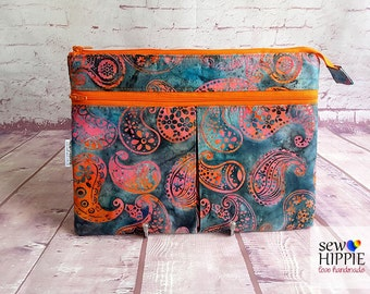 Tablet Cover, Tablet Sleeve, iPad Cover, Batik, Tablet Sleeve, Kindle Cover, Samsung Tablet Cover, 10 inch Tablet Sleeve