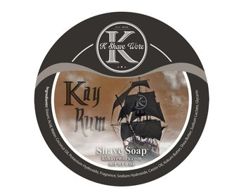 Kay Rum Shave Soap