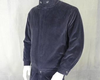 Vintage Jaeger Corduroy Casual Suit  Size M / L