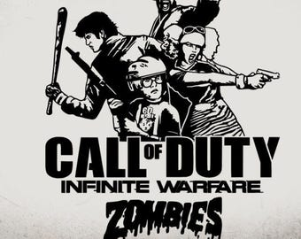 Call of duty infinite warfare zombies