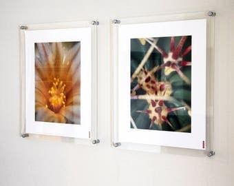 Acrylic Photo Frames | Modern Perspex Wall Mounted Picture Frames | Premium Perspex Acrylic | Manufactured in the UK