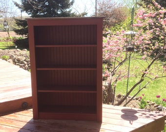 Small book case/shelf....Customizable!